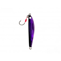 Braid 201 Sailfin 14gr Purple Black Jig