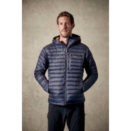 Rab Men's Microlight Alpine Jacket - Beluga