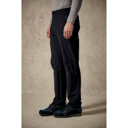 RAB Vector Men's Softshell Pants - Black