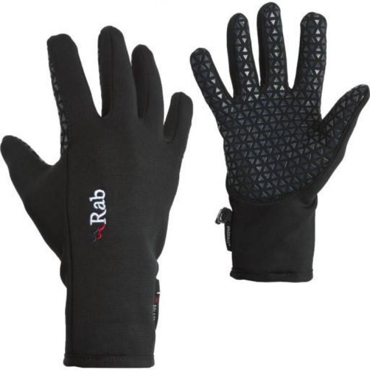 159bd8bb3 RAB Power Stretch Pro Men's Grip Glove - Black