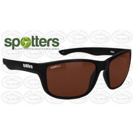 "Spotters ""Rebel"" Black Gloss & Polarised Photocromatic Halide Lens"