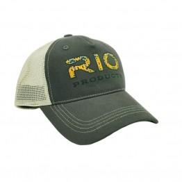 Rio Brown Trout Trucker Cap Graphite