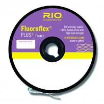 Rio Fluoroflex Plus+ Fluorocarbon Tippet Material 0X-5X Assortment