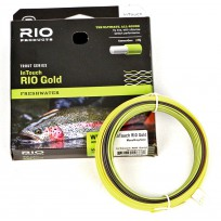 Rio Gold In Touch WF4F - WF8F Fly Line