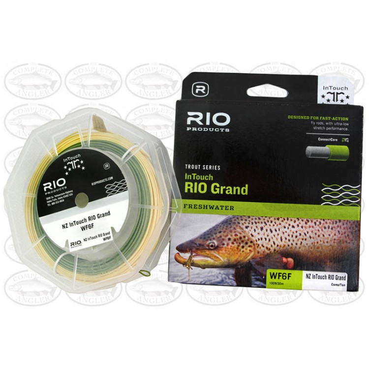 Rio Products Mainstream Series Trout Freshwater Lines