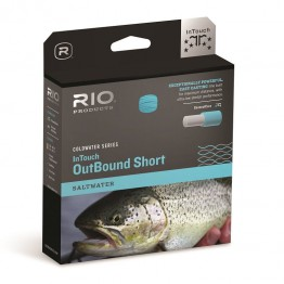 Rio Outbound Short In Touch WF9F/I Salt or Fresh Water Fly Line