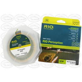Rio InTouch Perception WF4F - Freshwater Fly Line