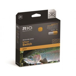 Rio InTouch Switch Spey Chucker #8 25ft Green/Grey Fly Line