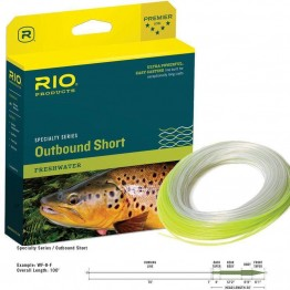 Rio Outbound Short Freshwater WF8F