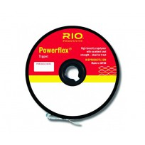Rio Powerflex Co-Polymer Tippet Material 0X-6X Assorted Weights