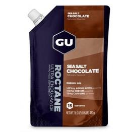 Gu Energy Gel - Sea Salt Chocolate 480g (15 Servings)