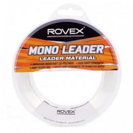 Rovex Mono Leader 100m 50lb Clear
