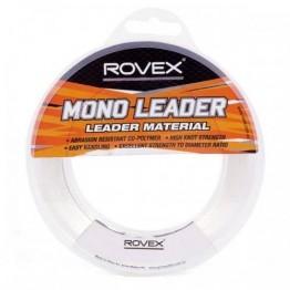 Rovex Mono Leader 100m 40lb Clear