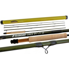 "Sage Circa 589-4 8'9"" #5 4 Piece Fly Rod"