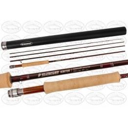 "Sage Igniter 690-4 9'0"" 6WT 4pc Fly Rod"