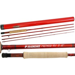 "Sage Method 690-4 9'0"" #6 4 Piece Fly Rod"