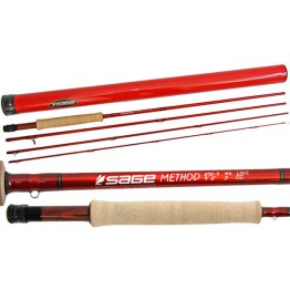 "Sage Method 796-4 9'6"" #7 4 Piece Fly Rod"