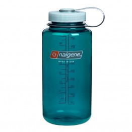 8c28bbff03 Nalgene Tritan Wide Mouth 1 Litre Drink Bottle - Trout