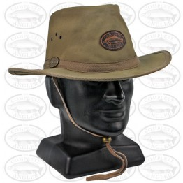 Selke Canvas Hat Khaki
