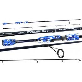 SHAKESPEARE Spin Set 7' 2 Piece Rod & Reel Combo