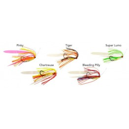 Black Magic Snapper Snack Super Lumo 3/0