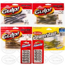 Canal Softbaiting Pack 1