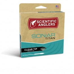 Scientific Anglers Sonar Titan Clear tip WF-9-F/I Saltwater