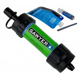 Sawyer Point One Mini Water Filter - Green