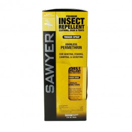 Sawyer Premium Insect Repellent for Clothing & Gear 12oz