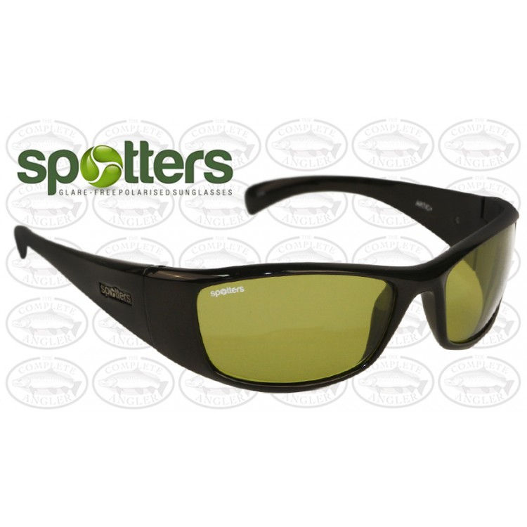 Spotters Artic+ Xtreme Yellow Photochromic Lens Glasses ...