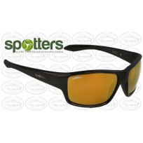 "Spotters ""Blaze"" Glass Lens Polarised Gold Mirror Lens"
