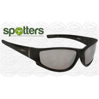 "Spotters ""Cristo"" Glass Lens Glasses with Platinum Mirror Lens"
