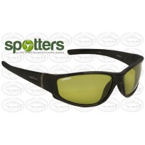 "Spotters ""Cristo"" Fishing Glasses Xtreme Yellow Photochromatic Lens Medium Fit Frame"