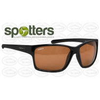 "Spotters ""Grit"" Fishing Glasses - ""Penetrator"" Lens Wide Fit Frame"