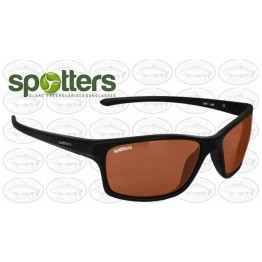 """Spotters Junior """"Grit"""" Black Sunglasses & Polarised Photochromic Penetrator Lens"""