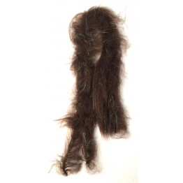Stalker Tackle Faux Fox Tail - Brown