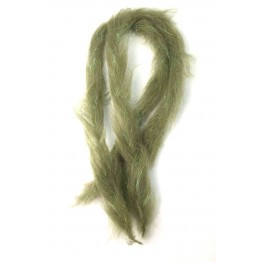 Stalker Tackle Faux Fox Tail - Olive
