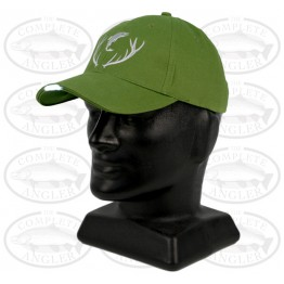 Stalker Tackle Green Cap with LED Lights