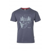 RAB Men's Stance Cabin T-Shirt - Steel