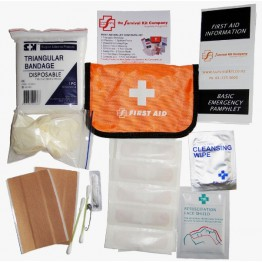 Survival Kit Company - Wallet - First Aid Kit