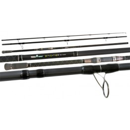 Timber Wolf Nano 3 Surf Synergy 130320 13' 3 Piece 8-20kg Surf Rod