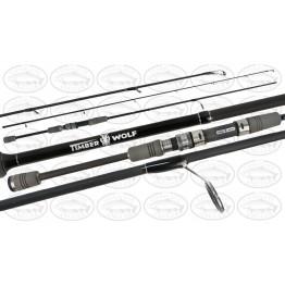 Timber Wolf Nano IV 702SL 7' 2 Piece 2-4kg Spin Rod