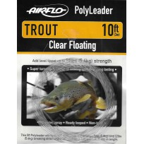 Airflo Polyleader Floating 10 Ft Trout
