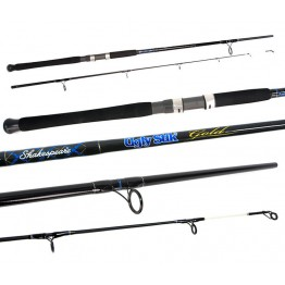 Ugly Stik Gold 8' 2 Piece General Purpose Rod