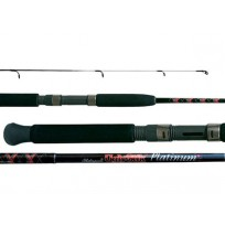 "Shakespeare Ugly Stik Platinum 5'6"" 10-20kg Overhead Rod"