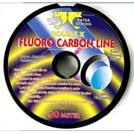 Fluorocarbon Tippet Double X 4lb - 13lb