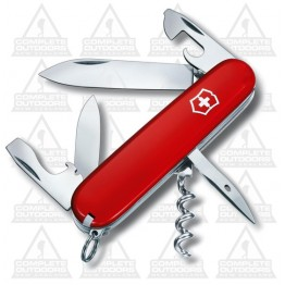 Victorinox Swiss Army Spartan Multitool / Knife - RED