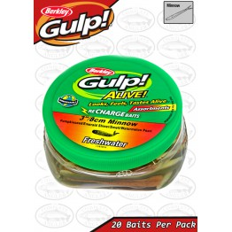 "Gulp Alive! Minnow Assortment 3"" Softbait"
