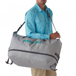 Patagonia Stormfront 65L Wet/Dry Duffel Bag - Drifter Grey