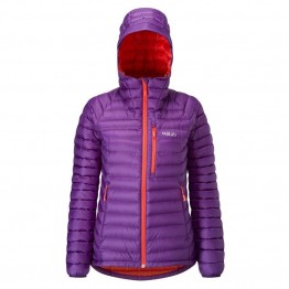 RAB Microlight Alpine Women's Down Jacket - Nightshade